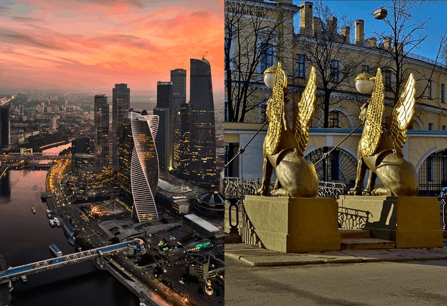 Moscow-St.Petersburg
