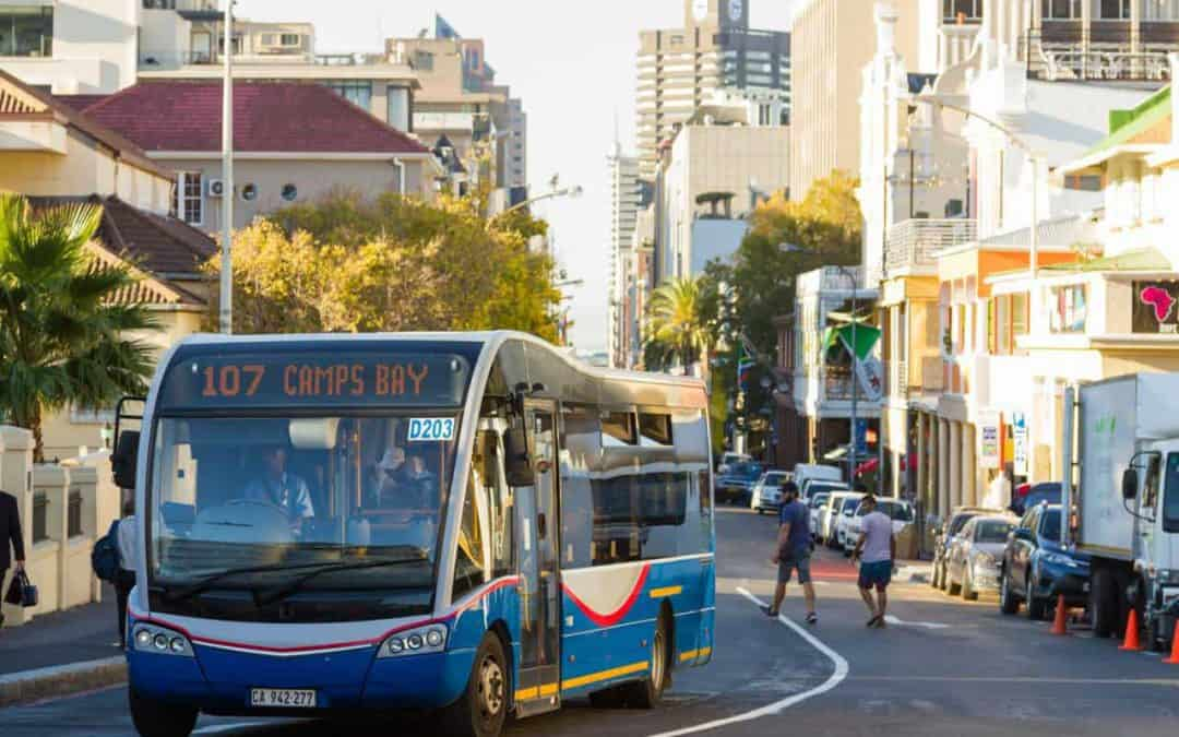 Cape Town's Public Transport – the political obstacles to a unified smart card