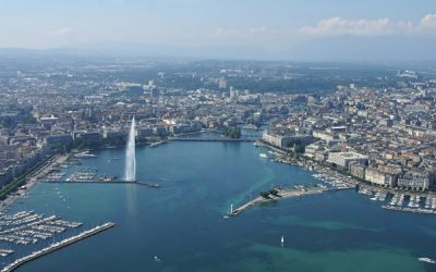 Geneva's New Urban Energy Infrasystem – Connectivity for Sustainability