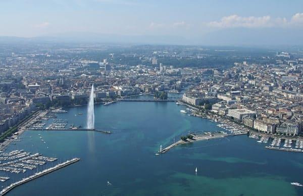 Geneva's New Urban Energy Infrasystem – Connectivity for Sustainability