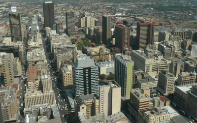 Spotlight on Johannesburg's Electricity – How the City of Gold is Regaining its Shine