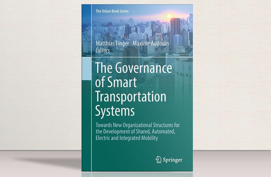 New Book: The Governance of Smart Transportation Systems