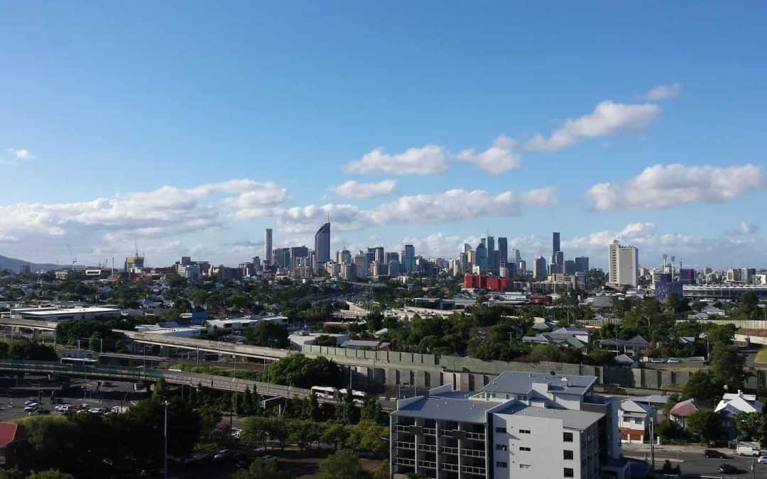 Brisbane's Challenges on the Way to Becoming a Smart City