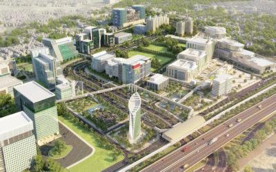 Gurgaon – The Happening City