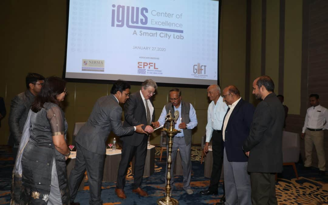 IGLUS Center of Excellence Inaugurated