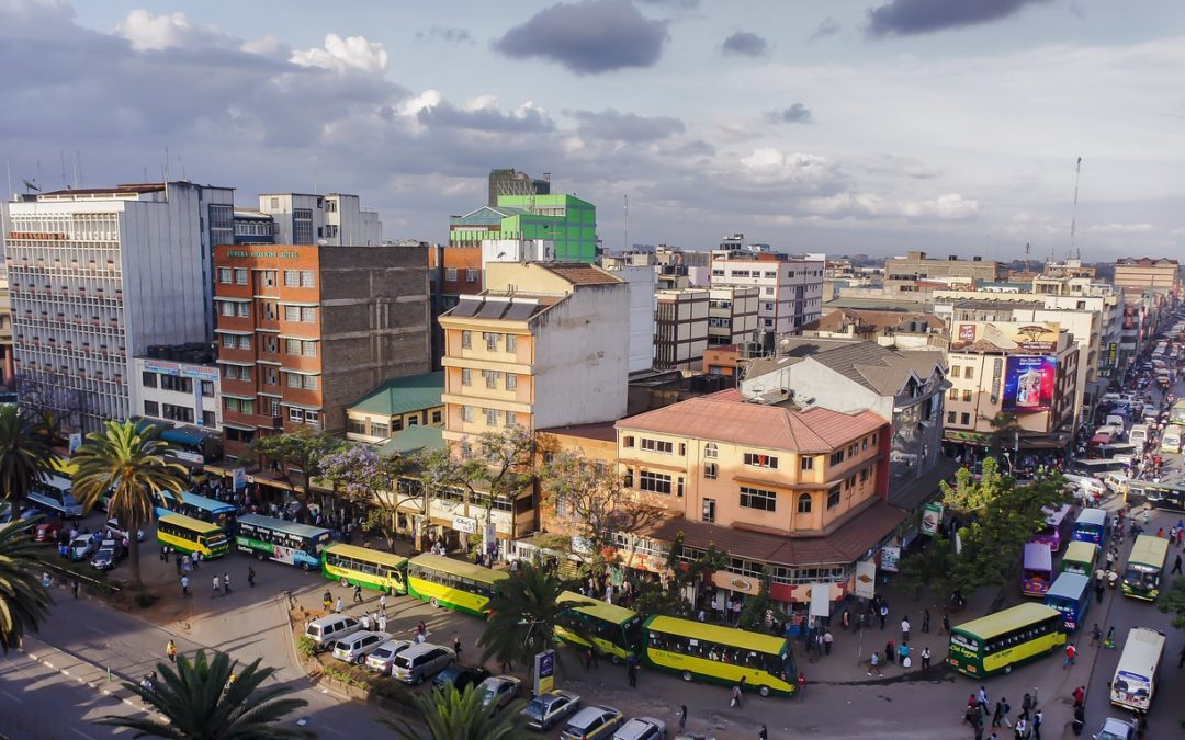 Nairobi is a hub of trade, technology, industry, politics and finance in East Africa