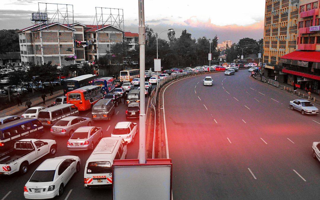 Nairobi – Another Urban City in prepration