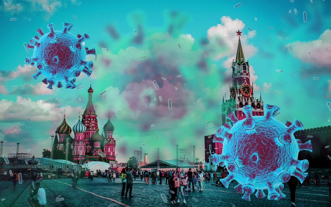 Moscow Metropolitan Area Under Pandemic Pressure