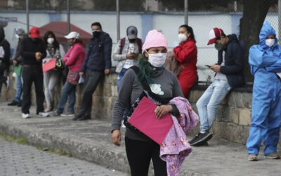 Ecuador: One of the most hit country by COVID-19 in Latin America, overview and analyzing the cases of Quito and Guayaquil
