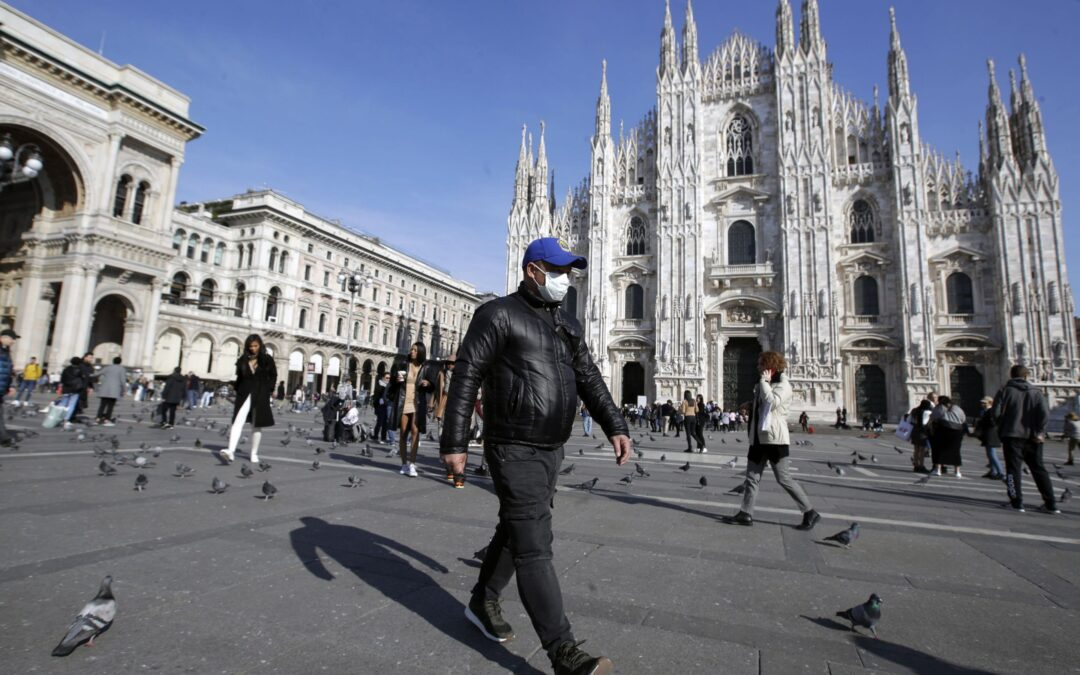 Reinventing cities in post-COVID-19 era: Italy